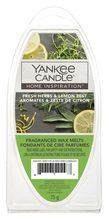 Yankee candle Fresh Herbs & Lemon Zest - vosk 75g