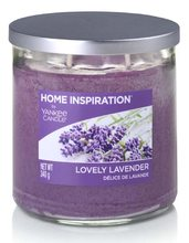 Yankee candle Lovely Lavender - YC.HI tumbler 2 knoty,340g