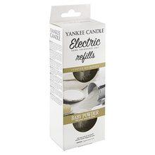 Yankee candle Náplně do osvěžovače Yankee Candle Dětský pudr, 2x18.5 ml