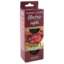 Yankee candle Náplně do osvěžovače Yankee Candle Zralé třešně, 2x18.5 ml