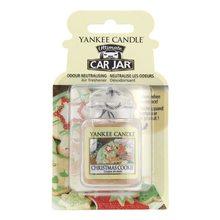 Yankee candle Osvěžovač do auta Yankee Candle Vánoční cukroví, 1x visačka