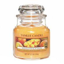 Yankee candle sklo1 Mango Peach Salsa
