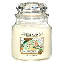 Yankee candle sklo2 Christmas Cookie