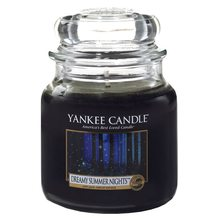 Yankee candle sklo2 Dreamy Summer Nights