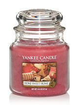 Yankee candle sklo2 Home Sweet Home