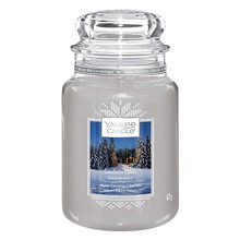 Yankee candle sklo3 Candlelit  Cabin