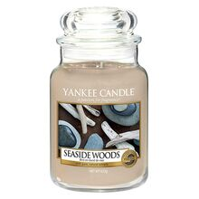 Yankee candle sklo3 Seaside Woods