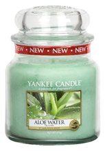Yankee candle Svíčka Aloe Water 411g Voda s Aloe