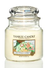 Yankee candle Svíčka Christmas Cookie 411g Vánoční cukroví