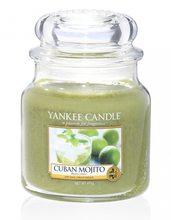 Yankee candle Svíčka Cuban Mojito 411g