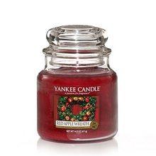 Yankee candle Svíčka Red Apple Wreath 411g