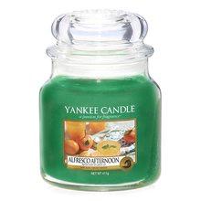 Yankee candle Svíčka ve skleněné dóze Yankee Candle Alfresco odpoledne, 410 g