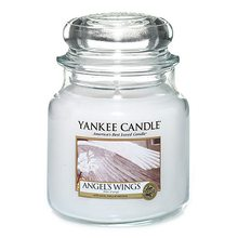 Yankee candle Svíčka ve skleněné dóze Yankee Candle Andělská křídla, 410 g