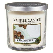 Yankee candle Svíčka ve skleněné dóze Yankee Candle Bambucké máslo, 198 g