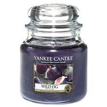Yankee candle Svíčka ve skleněné dóze Yankee Candle Divoký fík, 410 g