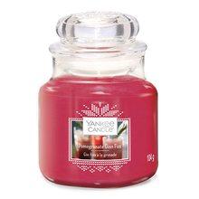 Yankee candle Svíčka ve skleněné dóze Yankee Candle Gin Fizz z granátového jablka, 104 g