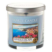 Yankee candle Svíčka ve skleněné dóze Yankee Candle Hurá na riviéru, 198 g