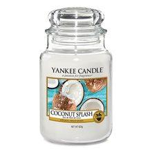 Yankee candle Svíčka ve skleněné dóze Yankee Candle Kokosové osvěžení, 623 g