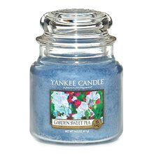 Yankee candle Svíčka ve skleněné dóze Yankee Candle Květy ze zahrádky, 410 g