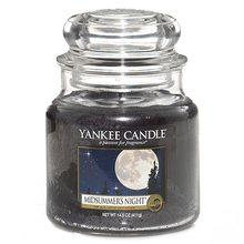Yankee candle Svíčka ve skleněné dóze Yankee Candle Letní noc, 410 g