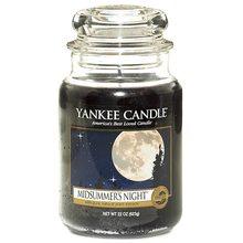Yankee candle Svíčka ve skleněné dóze Yankee Candle Letní noc, 623 g