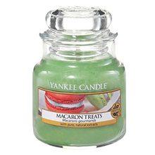 Yankee candle Svíčka ve skleněné dóze Yankee Candle Makronky, 104g