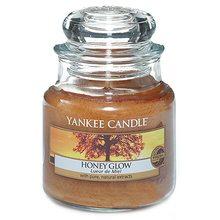Yankee candle Svíčka ve skleněné dóze Yankee Candle Medová záře, 104 g