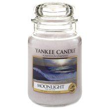 Yankee candle Svíčka ve skleněné dóze Yankee Candle Měsíční svit, 623 g