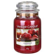 Yankee candle Svíčka ve skleněné dóze Yankee Candle Moštárna, 623 g
