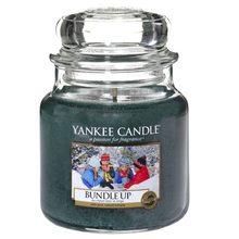 Yankee candle Svíčka ve skleněné dóze Yankee Candle Nabalte se, 410 g