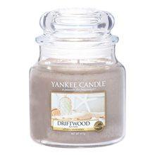 Yankee candle Svíčka ve skleněné dóze Yankee Candle Naplavené dřevo, 410 g