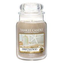 Yankee candle Svíčka ve skleněné dóze Yankee Candle Naplavené dřevo, 623 g