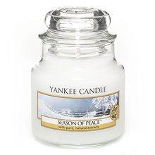 Yankee candle Svíčka ve skleněné dóze Yankee Candle Období míru, 104 g