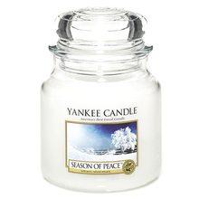 Yankee candle Svíčka ve skleněné dóze Yankee Candle Období míru, 410 g