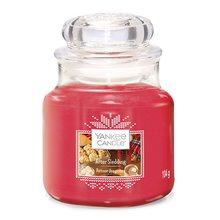 Yankee candle Svíčka ve skleněné dóze Yankee Candle Po sáňkování, 104 g