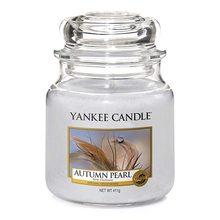 Yankee candle Svíčka ve skleněné dóze Yankee Candle Podzimní perla, 410 g