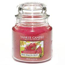 Yankee candle Svíčka ve skleněné dóze Yankee Candle Růžový Dračí plod, 410 g
