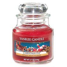 Yankee candle Svíčka ve skleněné dóze Yankee Candle Štědrý večer, 104 g