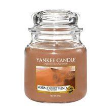 Yankee candle Svíčka ve skleněné dóze Yankee Candle Teplý pouštní vítr, 410 g