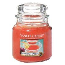 Yankee candle Svíčka ve skleněné dóze Yankee Candle Tropický koktejl s Martini, 410 g