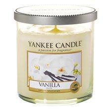 Yankee candle Svíčka ve skleněné dóze Yankee Candle Vanilka, 198 g