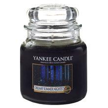Yankee candle Svíčka ve skleněné dóze Yankee Candle Zasněné letní noci, 410 g