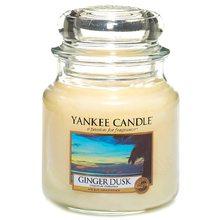 Yankee candle Svíčka ve skleněné dóze Yankee Candle Zázvorový soumrak, 410 g