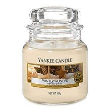 Yankee candle Svíčka ve skleněné dóze Yankee Candle Zimní zázrak, 104 g