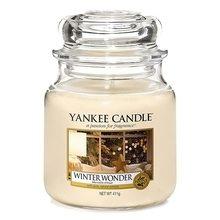 Yankee candle Svíčka ve skleněné dóze Yankee Candle Zimní zázrak, 410 g