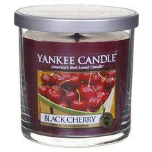 Yankee candle Svíčka ve skleněné dóze Yankee Candle Zralé třešně, 198 g