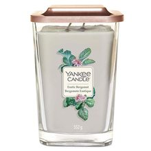 Yankee candle Svíčka ve skleněné váze Yankee Candle Exotický bergamot, 552 g