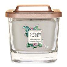 Yankee candle Svíčka ve skleněné váze Yankee Candle Exotický bergamot, 96 g
