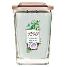 Yankee candle Svíčka ve skleněné váze Yankee Candle Mořský vánek, 552 g