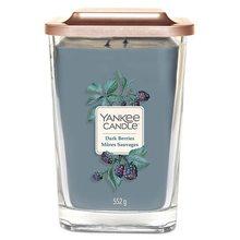 Yankee candle Svíčka ve skleněné váze Yankee Candle Ostružina, 552 g